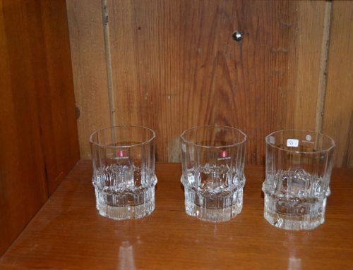 Pallas Iittala T. Wirkkala Whiskeyglas