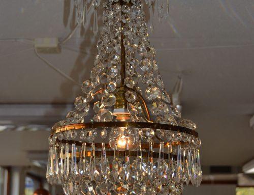 Ljuskrona 1900 talets början