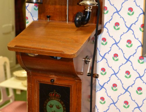 Rikstelefon början av 1900 talet