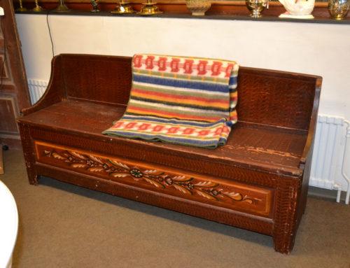Fållbänk / soffa