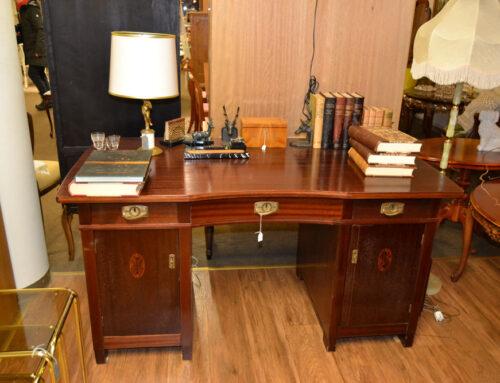 Skrivbord mahogny