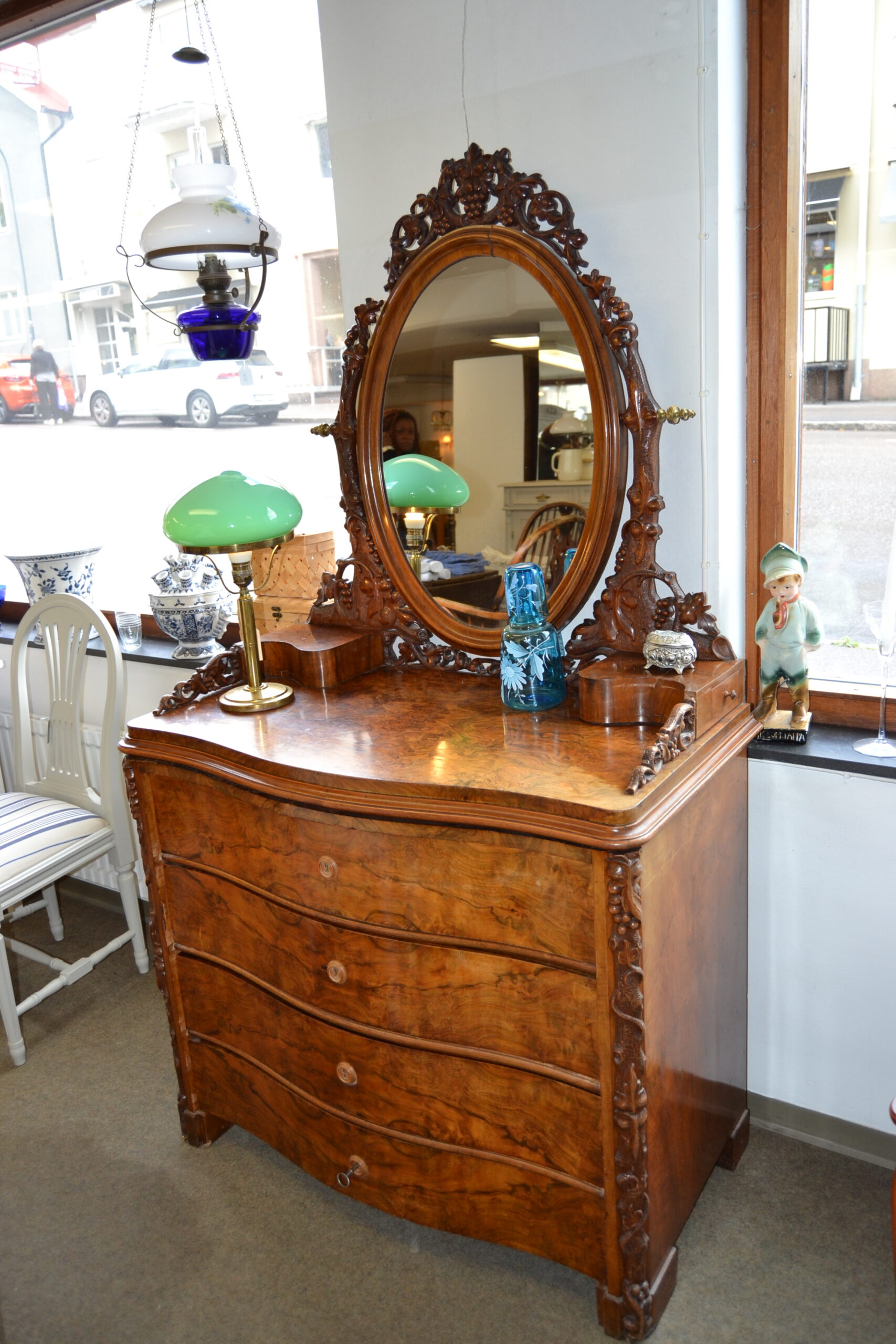 Spegelbyrå 1800-tal